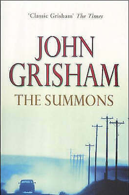 The Summons by John Grisham Book (Paperback, 2002)