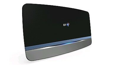 BT Home Hub 5 1300 Mbps Wireless AC Router (68343)
