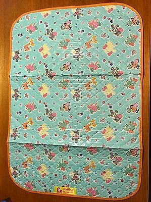 012 Large Waterproof- Nappy Change Changing Mat - great gift for baby shower