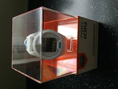 Bushnell Neo Ion GPS Rangefinder Watch - White - Brand New