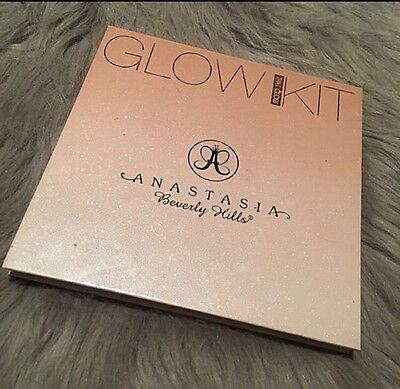 """Real Anastasia Beverly Hills """"that Glow"""" Kit Untouched"""