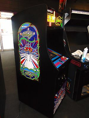Ms Pac-Man and Galaga  Class of 81  * FREE SHIPPING *