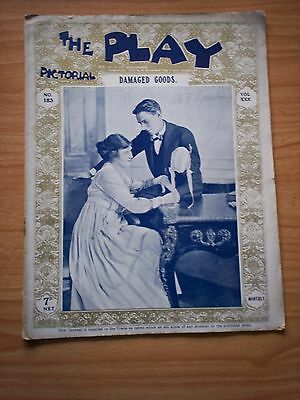 THE PLAY PICTORIAL Issue 183 Damaged Goods