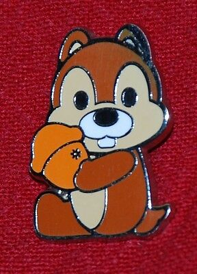 Walt Disney World Trading Pin - Cute / Cutie Character Chip - Chip 'n Dale
