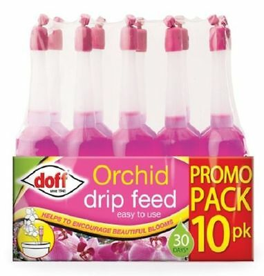 Doff Orchid Drip Feeder Pack Of 10