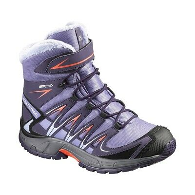 Chaussures Rando Salomon Xa Pro 3d Winter Ts Cs Vi