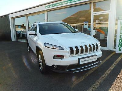 2014 Jeep Cherokee 2.0 CRD Limited Station Wagon 4x4 5dr (start/stop)