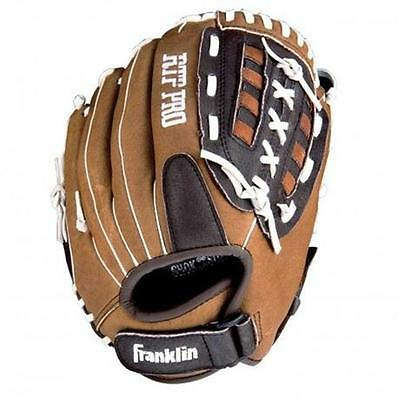 Franklin Sports 12.5 in. RTP Pro Series Baseball Gloves Right Handed Thrower
