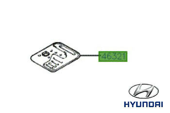 Genuine Hyundai Accent Automatic Gearbox Oil Filter - 4632122050