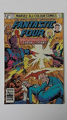 Fantastic Four vol 1  issue 212