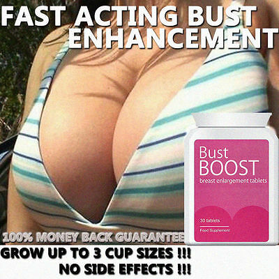 Bust Boost Breast Enlargement Pills S Natural Safe  Big Cleavage