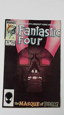 Fantastic Four vol 1  issue 268