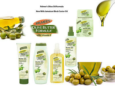 Palmer's Olive  Formula With Vit E New With Jamaican Black Castor Oil All Range