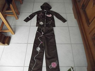 Survetement Fille 5 Ans Pink Bamboo Tbe