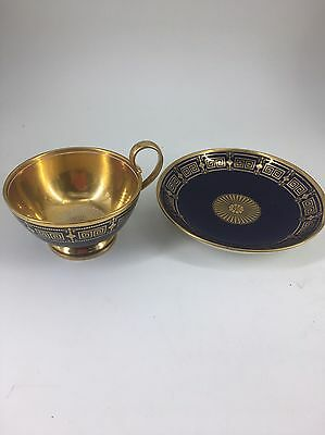 Sevres cup & Saucer