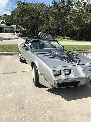 1979 Pontiac Trans Am  1979 pontiac trans am 10th anniversary