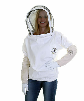 [DEUTSCH] Buzz Beekeepers White Tunic, Fencing Veil & Gloves - Choose your size