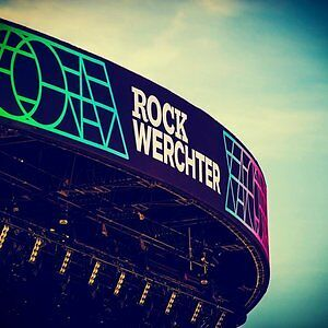 Rock Werchter 2017 Campingtickets The Hive - the Space 2 Pers.