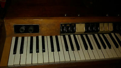 Weltmeister Claviset 200 analog E-piano rhodes pianotron SELMER vintage DDR