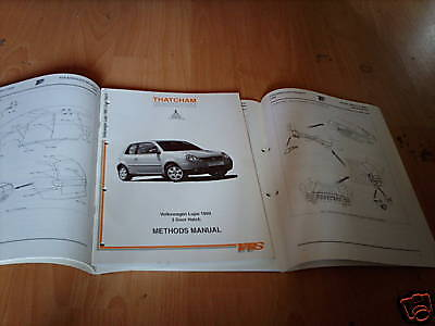 Body Repair Manual Volkswagen Lupo