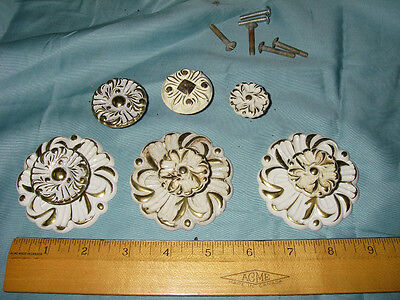 Awesome vintage Art Deco Furniture Dresser Drawer Pulls