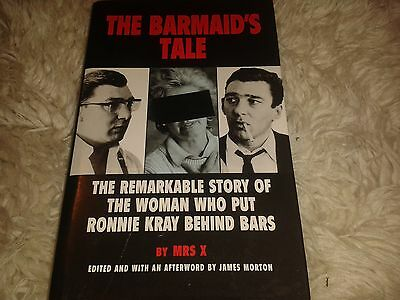 The kray twins the barmaids tale