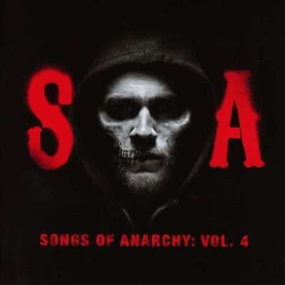 Sons Of Anarchy (television Soundtrack) - Songs Of Anarchy, Vol. 4 NEW CD