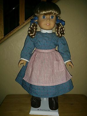 American Girl Doll Kirsten Retired With Stand