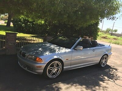 2002 BMW 3-Series 330Ci 2002 BMW 330Ci Convertible