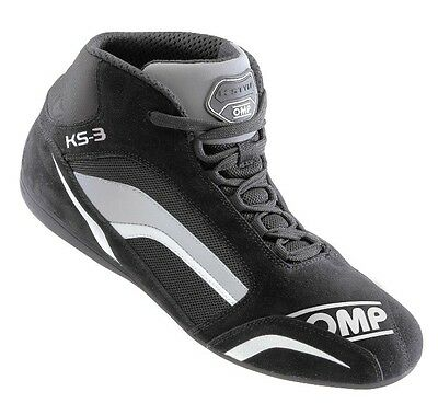 OMP KS-3 Shoes Black Size 44
