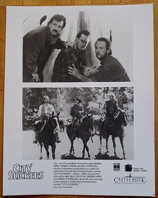 CITY SLICKERS (Billy Crystal) rare mint vintage photo