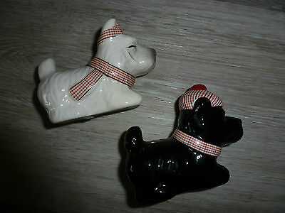 'Scottie and Paws' Salt & Pepper Shakers