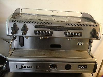 Laspaziale S5 2 Group Coffee Machine