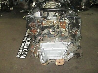 Lincoln Continental V8 4.6L Engine Only  - 1998-2002
