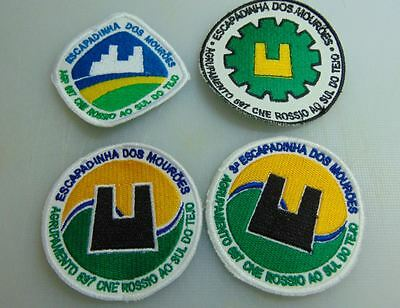 Portugal Boy Scout Lot Of 697 Cne Grouping Patch   Very Rare
