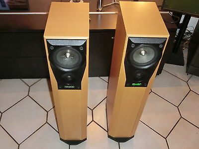 Mission 782 High End Lautsprecher Made in ENGLAND /NP: 1500Euro