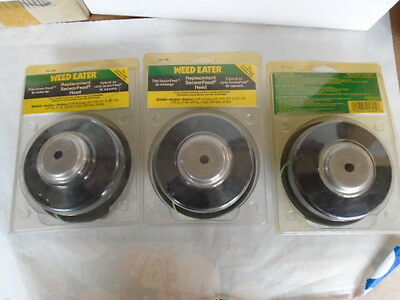 Weedeater 530-081753 952-70165 Sensorfeed Head For Curved Shaft Lot Of 3