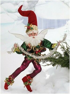 New in Box Mark Roberts Tinsel Time Fairy Medium 129.99