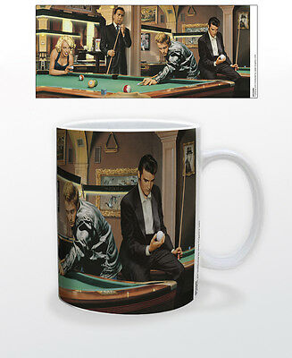 bc7bfc0702a Game Of Fate Chris Consani 11 Oz Coffee Mug Elvis Marilyn Monroe Artists  Icons!
