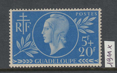 XG-Y718 GUADELOUPE - Red Cross, 1944 Common Issue MNH Set