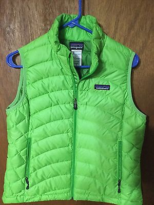 Women's Patagonia Down Sweater Vest - Small