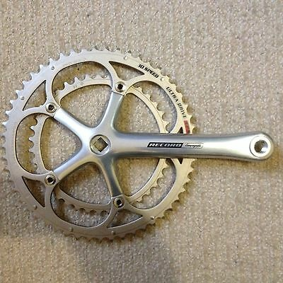 New(NOS) 2006 Campagnolo Record 10 speed Crank 39/53t 172.5mm drive side only