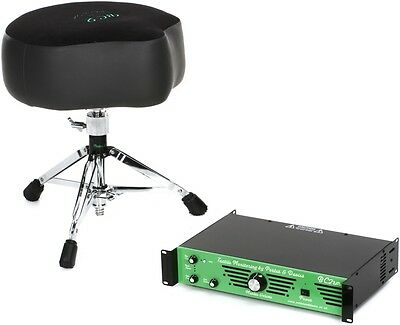 Porter & Davies BC2RM Drum Throne W/Rack Mounted A