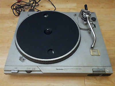 Vintage TECHNICS SL-D2 Record Player Turntable for Parts Only