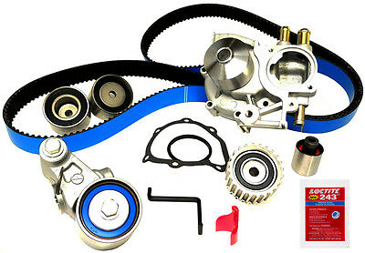 Gates TCKWP328RB Engine Timing Belt Kit With Water Pump
