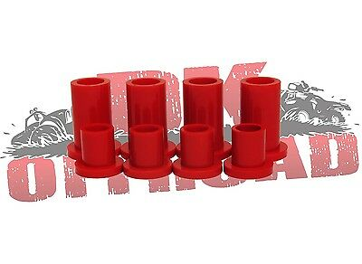 2009-Current Polaris Xp 550/850 Polyurethane Rear Hub Bushing Kit