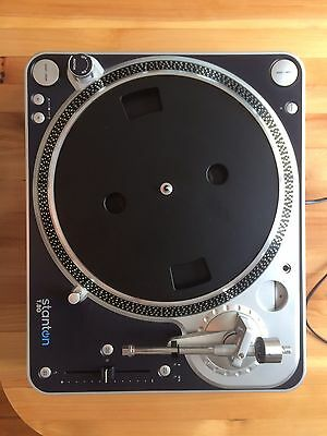 stanton turntable /  t.80 / t 80 / record player