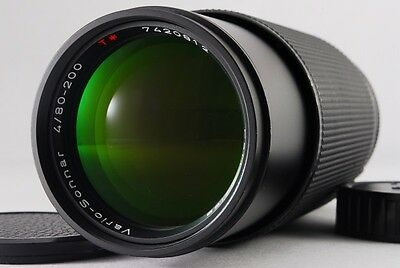 Excellent+++++ Carl Zeiss Vario-Sonnar 4/80-200 T lens Conta From Japan 1159941