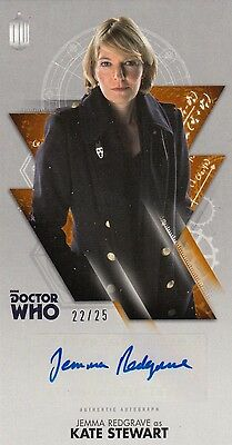 Doctor Who: The Tenth Doctor Adventures - Jemma Redgrave (Kate) Autograph 22/25