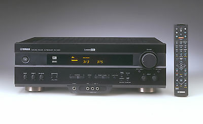 Yamaha RX-V420 5.1-Channel A/V Surround Receiver Home Theatre
